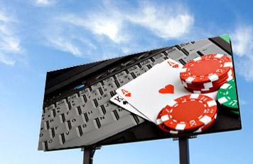 Gambling advertisement regulation casino port richmond